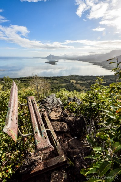 Hiking Le Morne Mountain - South West Viewpoint