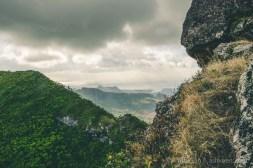 Hiking Pieter Both Mountain Mauritius - The Capital Far Away
