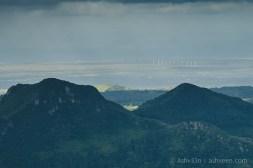 Hiking Pieter Both Mountain Mauritius - Aeolian Farm of Roches Noires