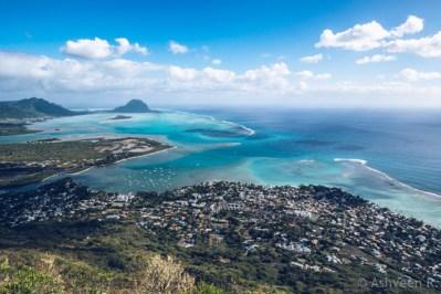 Hiking Tourelle Tamarin Mauritius - Le Morne