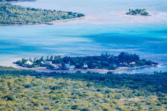 Hiking Tourelle Tamarin Mauritius - Ilot Fortier