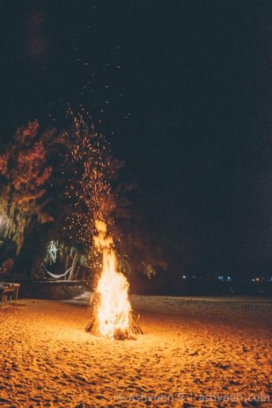 Instameet Mauritius IDDC WWIM14 - Bonfire