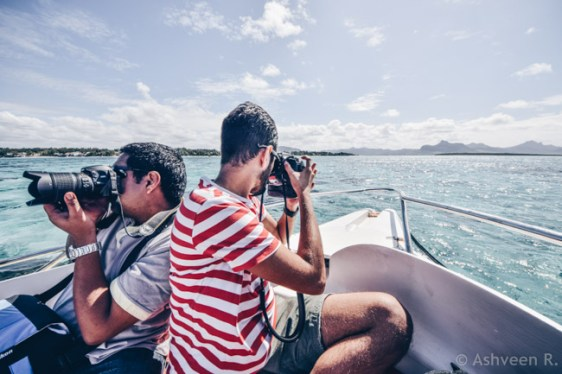 Instameet Mauritius - A Day at Ile des Deux Cocos - Back to Back