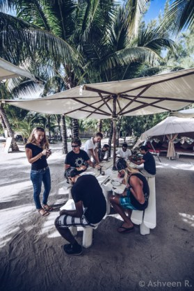 Instameet Mauritius - A Day at Ile des Deux Cocos - Getting to know each others