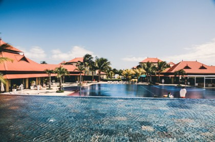 Instameet Mauritius: Tamassa Resort - View over the Pool