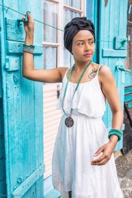 Kangel Bijoux Mauritius: Photoshoot in Port Louis