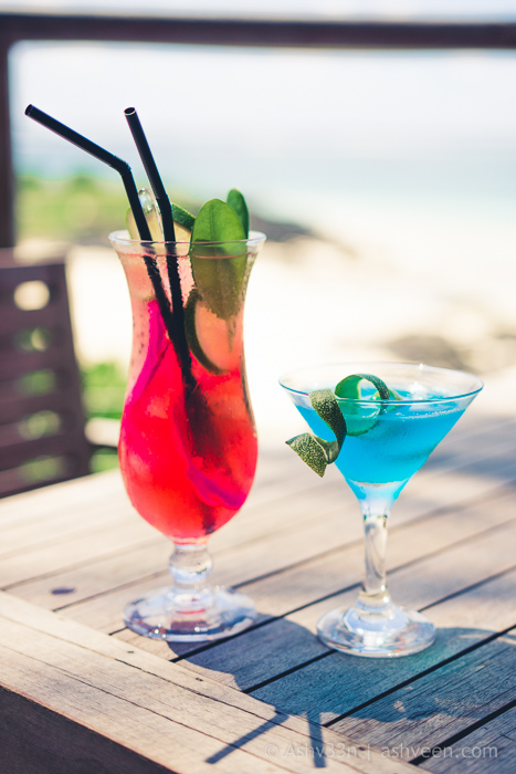 Lux Belle Mare Mauritius KBar Cocktail