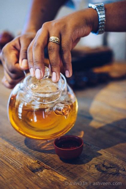 Lux Belle Mare Mauritius Tea House Tasting 2