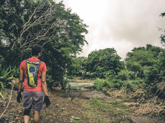 MTB Mauritius - Beau Songes - Riviere Rempart