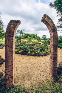 Monuments Day Apr 2017 Mauritius-State House Garden Reduit