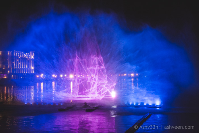 Porlwi By Light 2016 - The Port