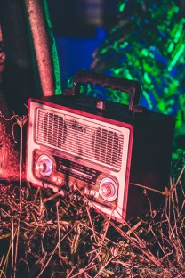 Porlwi by Nature - Old Radio