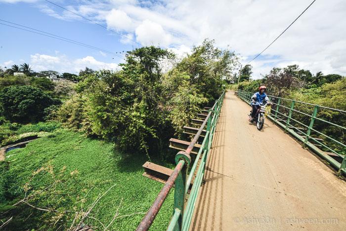 Riviere du Rempart Railway Bridge