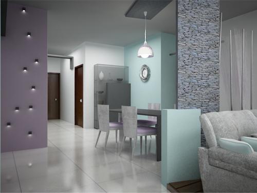 interesting living room dining room divider