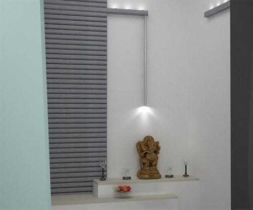 Puja Room Interior Design Style