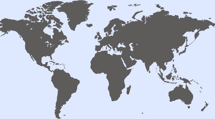 World Map Church