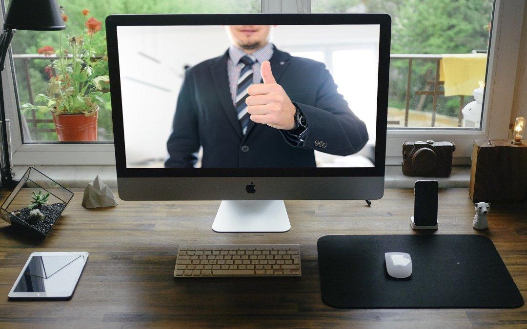 Digitale Bewerbungsgespräche erfolgreich meistern