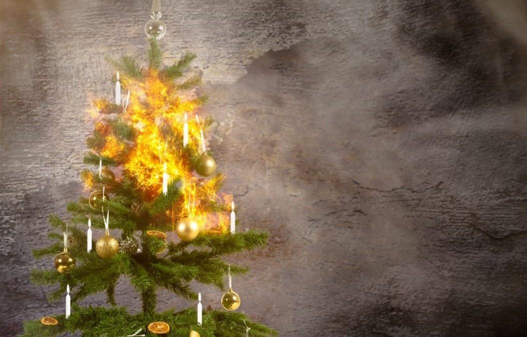 Fünf Versicherungen die Weihnachten nicht zum Albtraum werden lassen!
