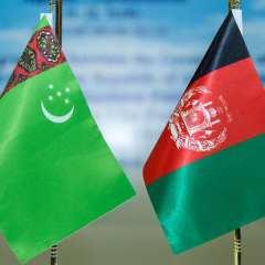 Афганистан, Туркменистан, переговоры