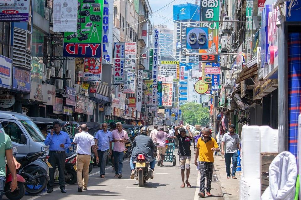 Шри-Ланка, на Шри-Ланке, карантин, коронавирус