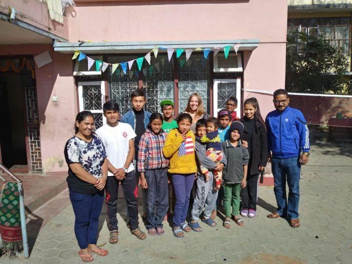 El orfanato de Birendra