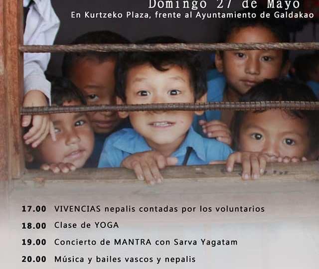III Festival Nepalí