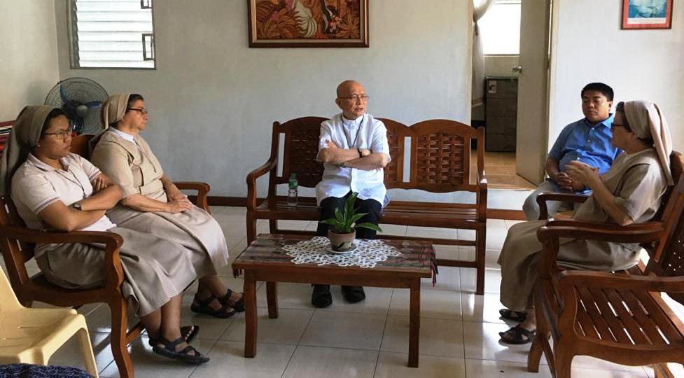 Pastoral Visit of our Bishop