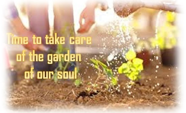 Month of Mary with Francisco Palau: TIME TO TAKE CARE OF THE GARDEN OF OUR SOUL