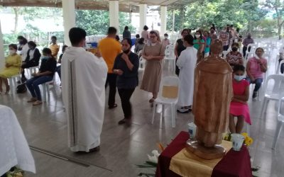 BIG DAY IN PANGANTUCAN: FEAST OF OUR FR. PALAU