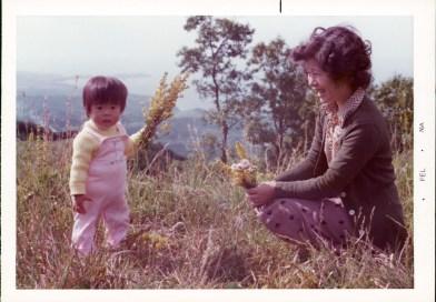 私の母は元祖ぐーたら母/ぐーたら母・りさこ