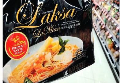 【シンガポール土産】  ワンランク上のバラマキに✨スパイシー&まろやか•インスタントdeラクサヌードル⭐️