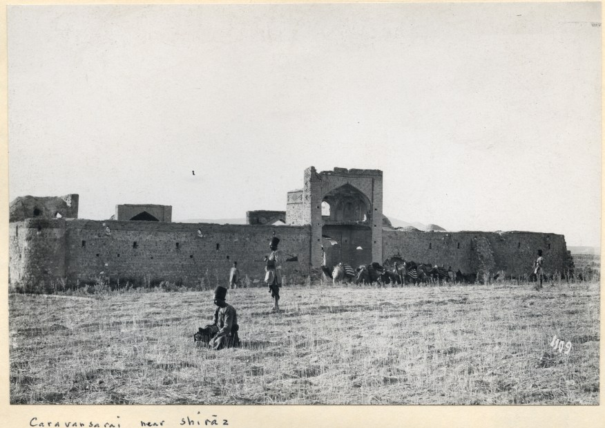 Photo, Sevruguin, Antoin,; b&w ; 16.8 cm. x 11.4 cm.; The Ernst Herzfeld papers. Freer Gallery of Art and Arthur M. Sackler Gallery Archives. Smithsonian Institution, Washington, D.C.