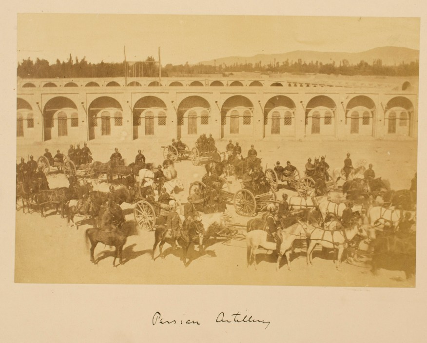 Sevruguin, Antoin,; b&w ; 23.7 cm. x 16 cm.; Stephen Arpee Collection of Sevruguin Photographs. Freer Gallery of Art and Arthur M. Sackler Gallery Archives. Smithsonian Institution, Washington D.C., 2011.