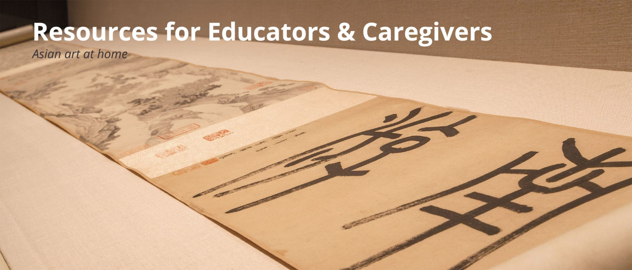Resources for Educators and Caregivers