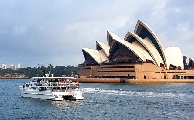 Eclipse Sydney Charter Boat - The best on-water venue in Sydney