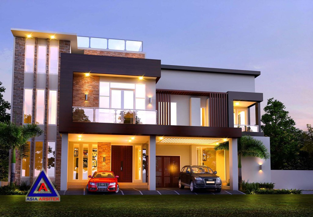 Jasa Desain Arsitek Rumah Mewah Di Tangerang
