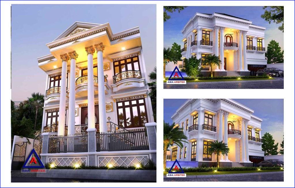 Jasa Desain Arsitek Rumah Minimalis Mewah Online Murah Di Jakarta || Asia  Arsitek