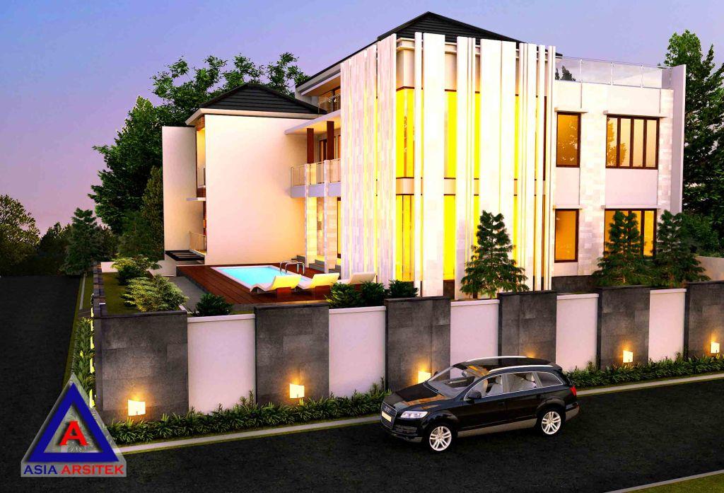 Desain Rumah Bali Model 1