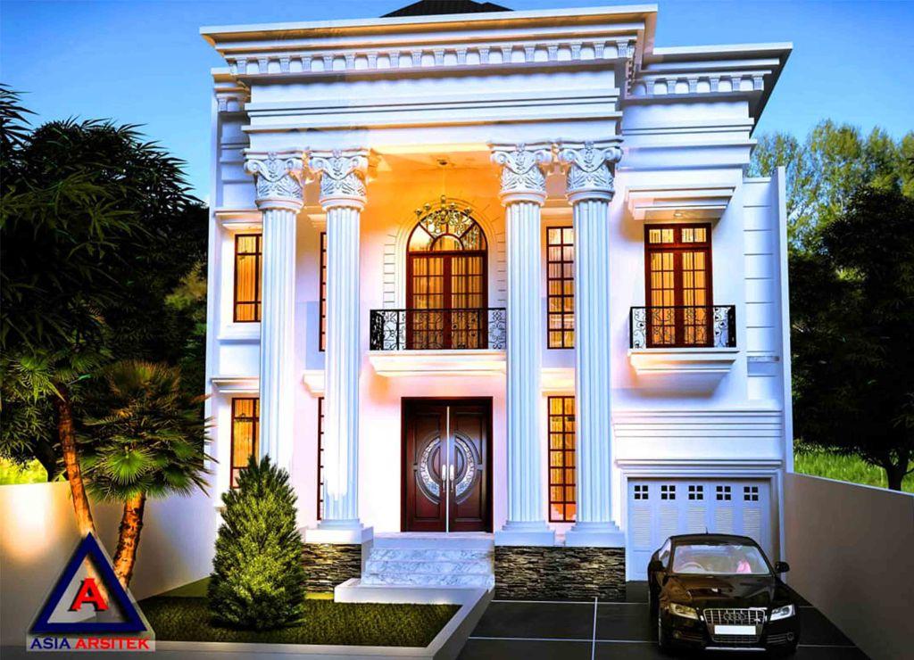 Desain Rumah Classic Model 1