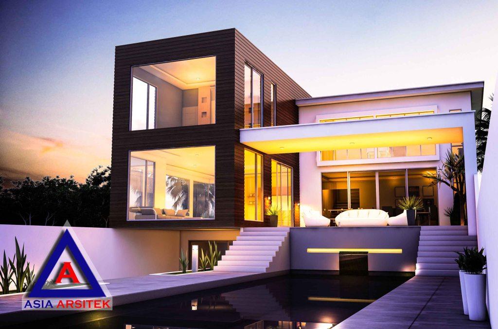 Desain Villa Model 2