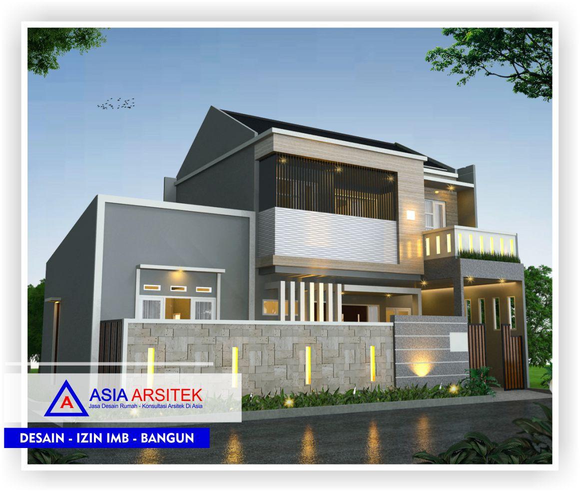 Rencana-desain-rumah-minimalis-2-lantai-bu-evi-view-1