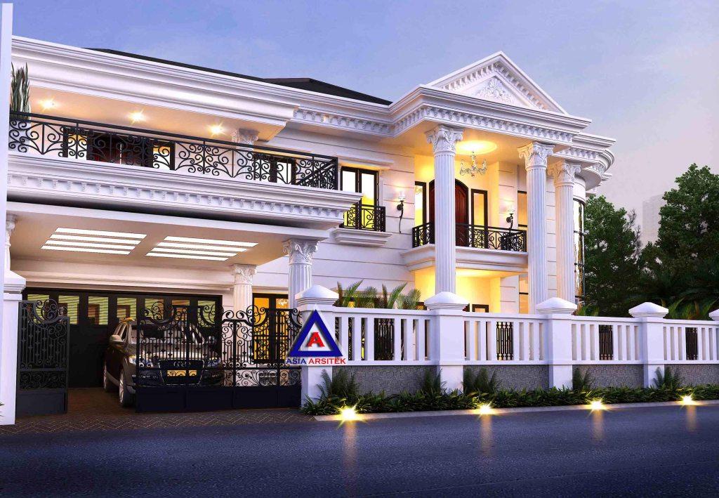 Jasa Arsitek Desain Rumah Klasik Mewah di Bandung