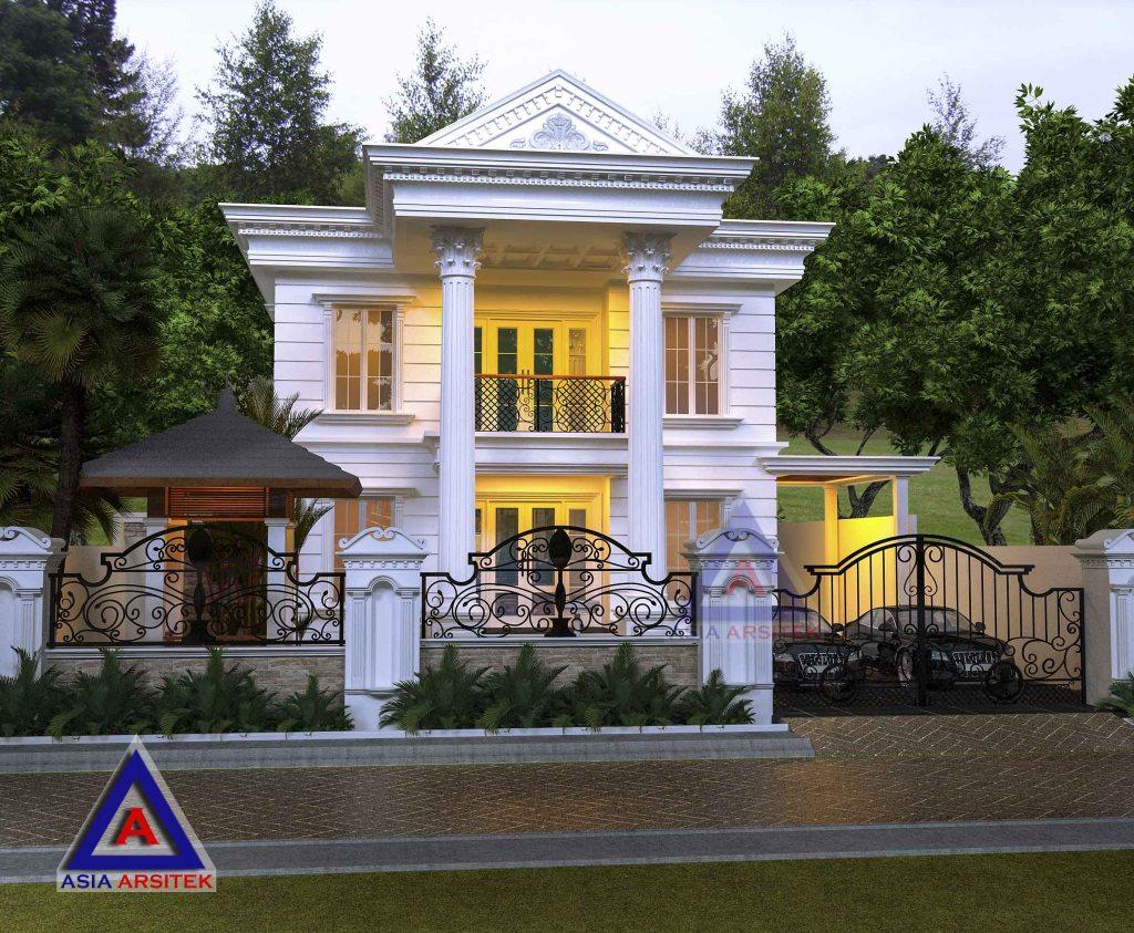 Desain Rumah Classic Model 7