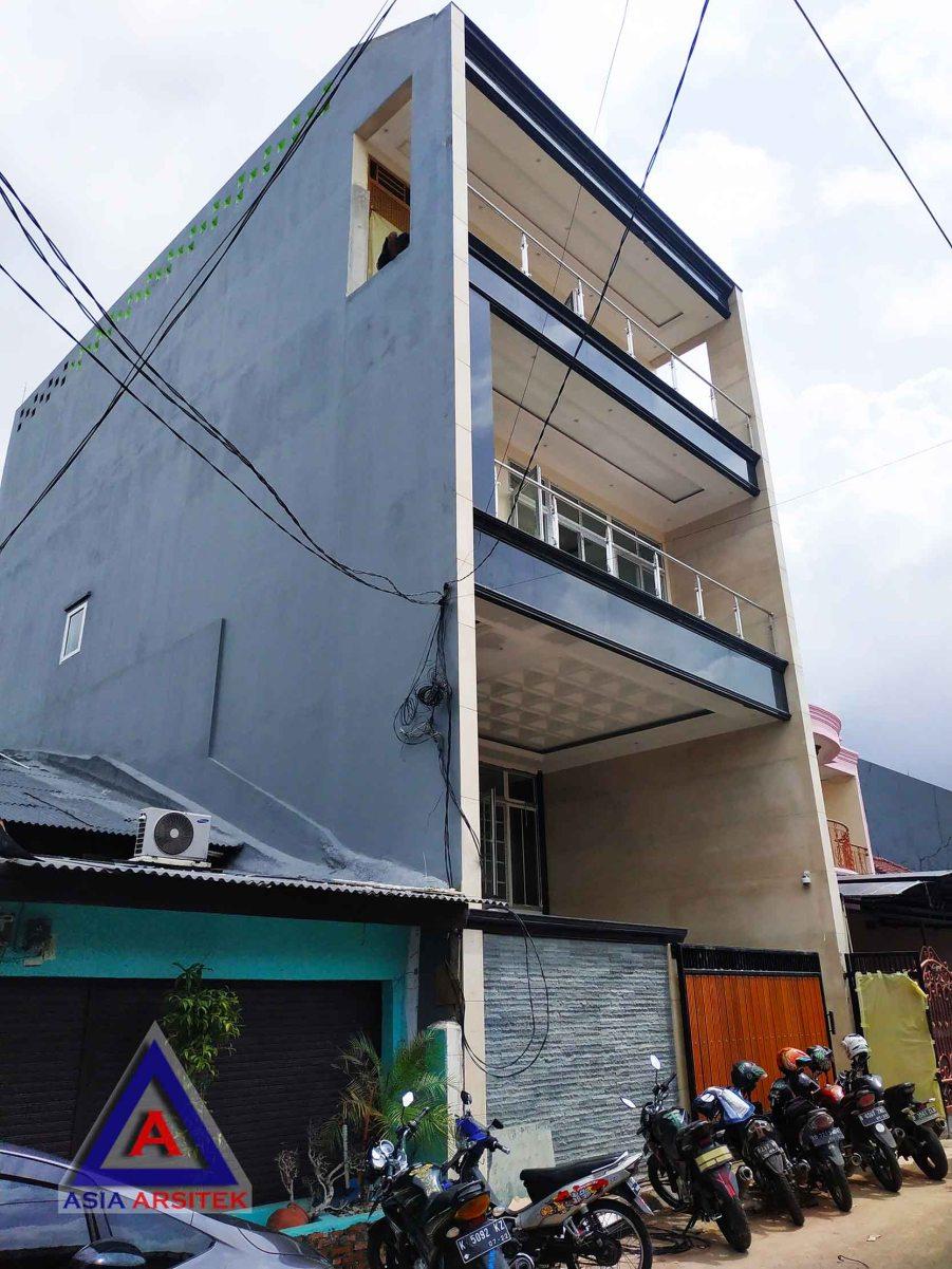 Realisasi Desain Rumah Minimalis Bu Novi Di Jakarta Barat Kunjungan Februari 2019
