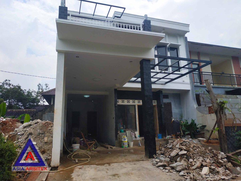 Realisasi Desain Rumah Minimalis Pak Anton Di Tangerang Kunjungan Februari 2019
