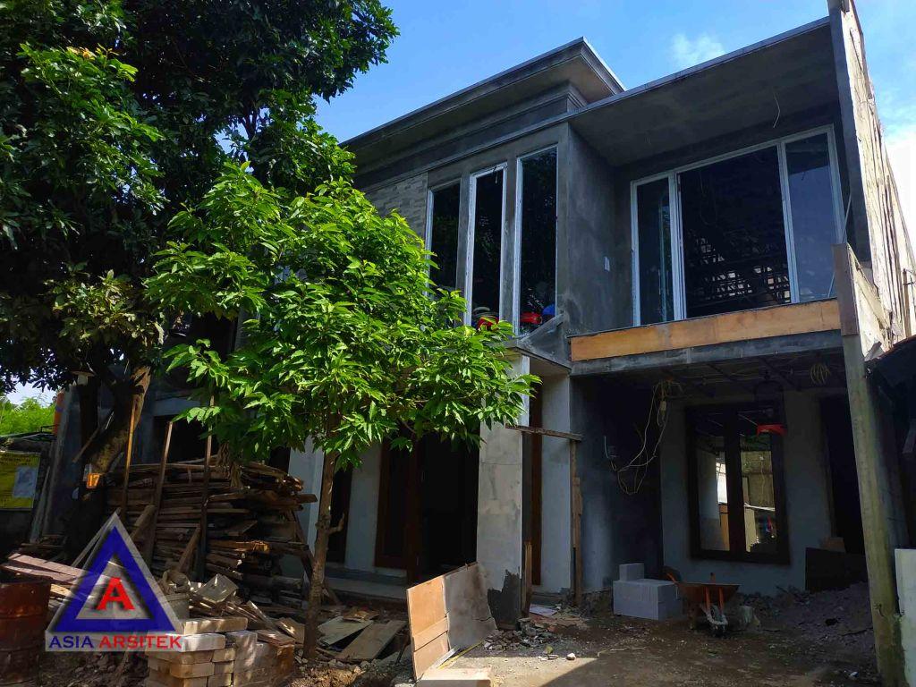 Realisasi Desain Rumah Minimalis Pak Sunarno Di Jakarta Selatan Kunjungan Februari 2019