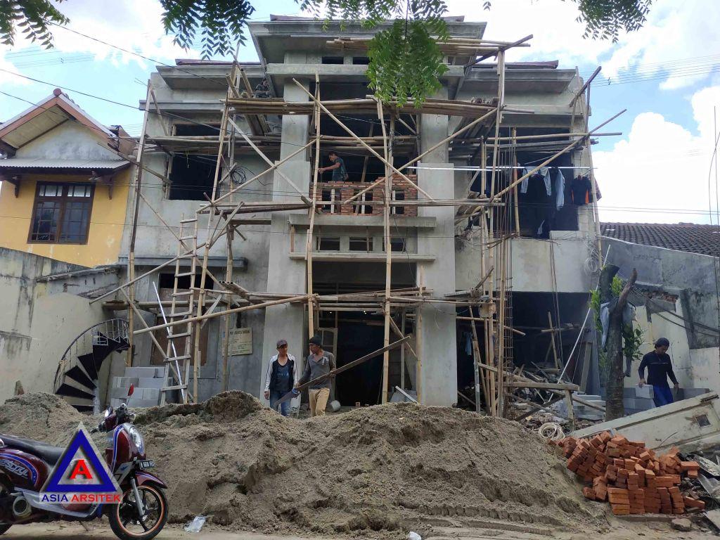 Realisasi Desain Rumah Tropis Pak Willy Di Tangerang Kunjungan Februari 2019