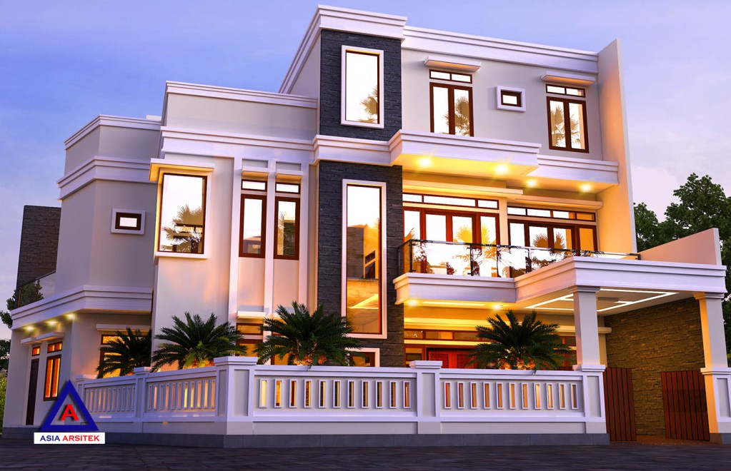 Desain Rumah Minimalis Modern 3 Jasa Arsitek Desain Profesional
