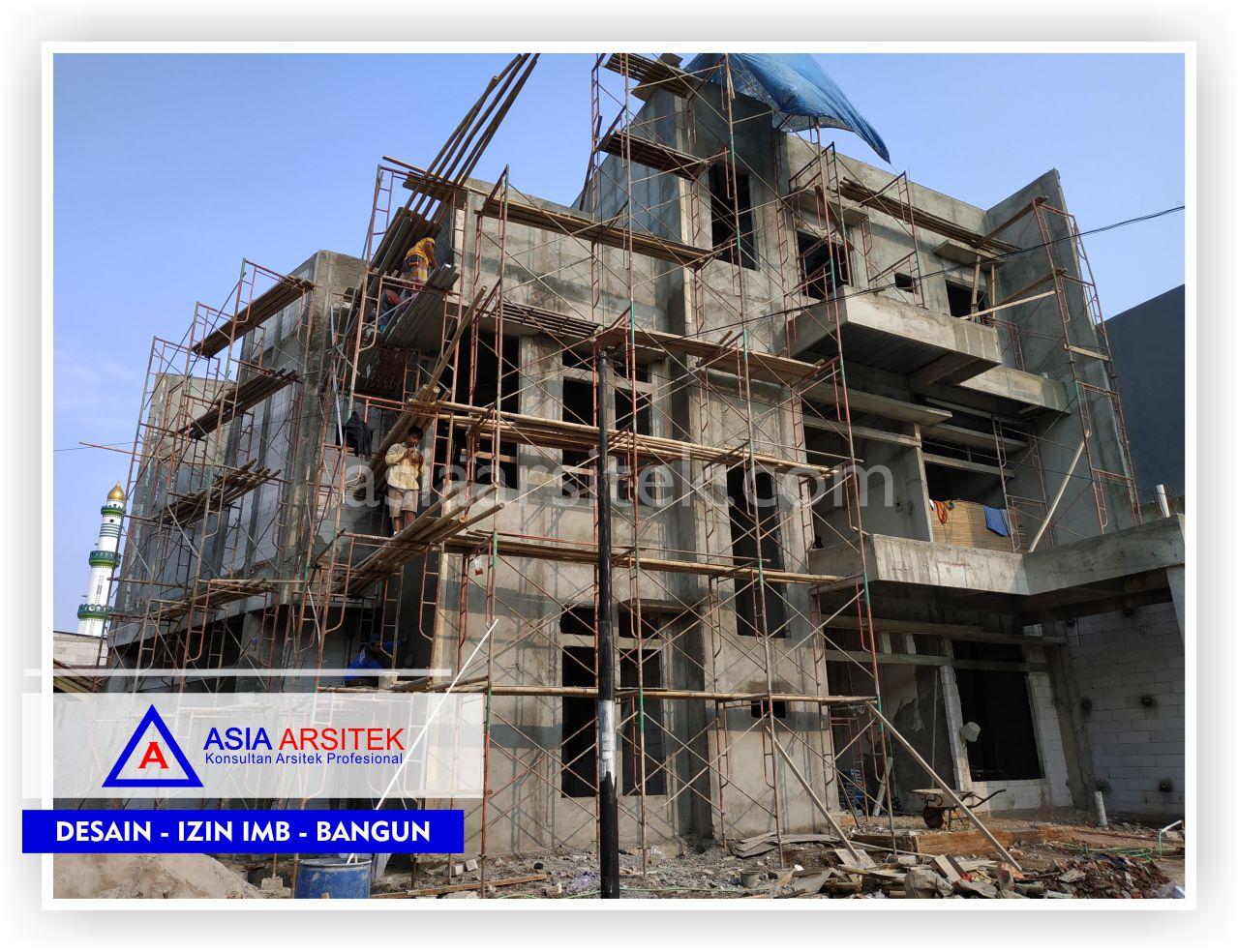 Kondisi Tampak Rumah Bpk Hendra Sun Kho - Arsitek Desain Rumah Minimalis Modern Di Tangerang-Jakarta-Bogor-Bekasi-Bandung-Jasa Konsultan Desain Arsitek Profesional (1)