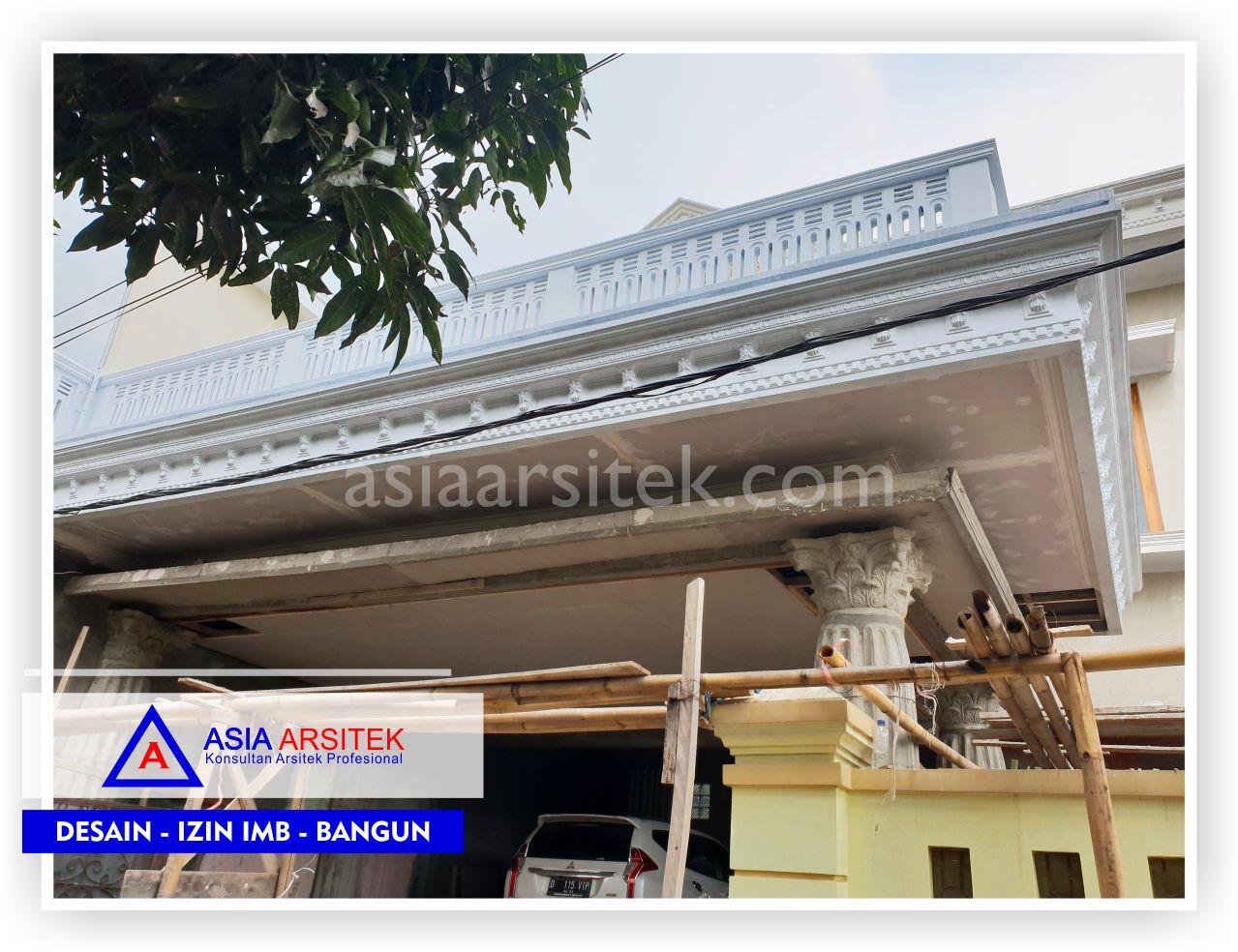 Plafon Carport Rumah Klasik Mewah Bu Iis - Arsitek Desain Rumah Minimalis Modern Di Bandung-Tangerang-Bogor-Bekasi-Jakarta-Jasa Konsultan Desain Arsitek Profesional (1)